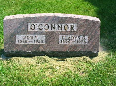 O'CONNOR, GLADYS G. - Linn County, Iowa | GLADYS G. O'CONNOR