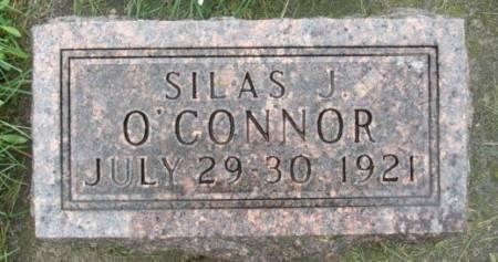 O'CONNOR, SILAS J. - Linn County, Iowa | SILAS J. O'CONNOR