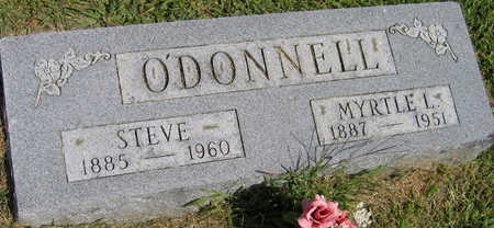O'DONNELL, MYRTLE L. - Linn County, Iowa | MYRTLE L. O'DONNELL