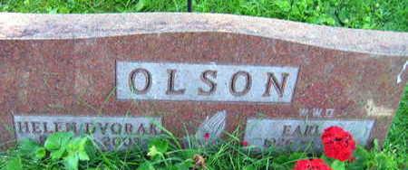 OLSON, EARL - Linn County, Iowa | EARL OLSON