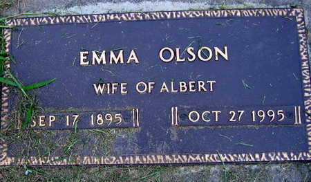 OLSON, EMMA - Linn County, Iowa | EMMA OLSON