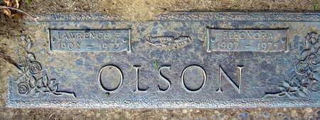 OLSON, ELEONORA - Linn County, Iowa | ELEONORA OLSON