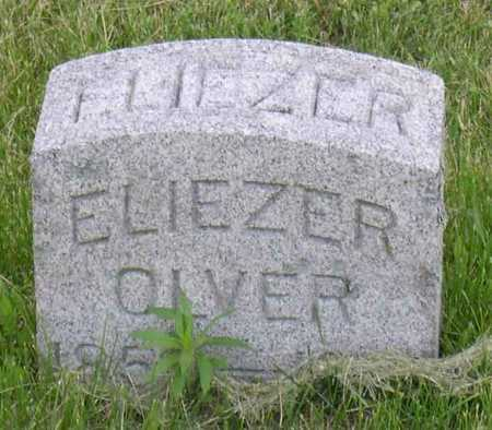 OLVER, ELIEZER - Linn County, Iowa | ELIEZER OLVER