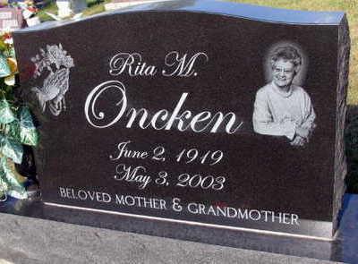 ONCKEN, RITA M. - Linn County, Iowa | RITA M. ONCKEN