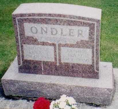 ONDLER, IRA - Linn County, Iowa | IRA ONDLER