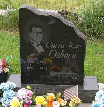 OSBORN, CURTIS RAY - Linn County, Iowa   CURTIS RAY OSBORN