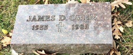 OWEN, JAMES D. - Linn County, Iowa | JAMES D. OWEN