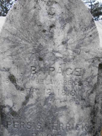 PAGE, I. B.   (ISAAC B.) - Linn County, Iowa | I. B.   (ISAAC B.) PAGE