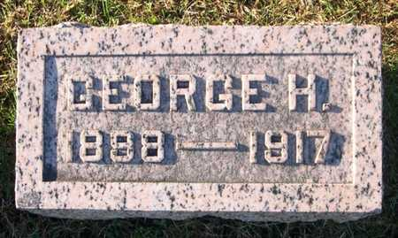 PALMER, GEORGE H. - Linn County, Iowa | GEORGE H. PALMER