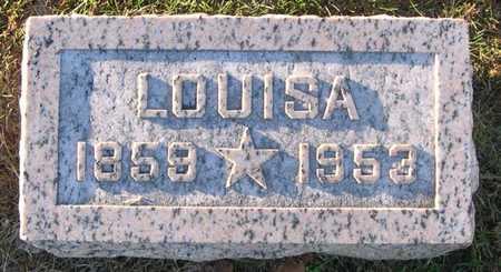 KUHN PALMER, LOUISA - Linn County, Iowa | LOUISA KUHN PALMER