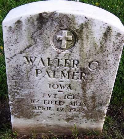 PALMER, WALTER C. - Linn County, Iowa | WALTER C. PALMER