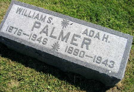 PALMER, ADA H. - Linn County, Iowa | ADA H. PALMER