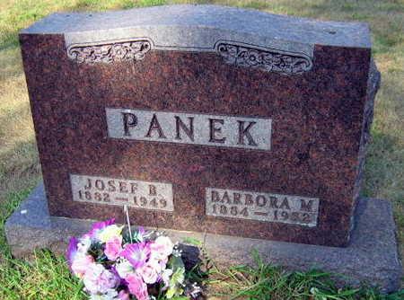 PANEK, JOSEF B. - Linn County, Iowa | JOSEF B. PANEK