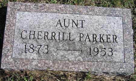 PARKER, CHERRILL - Linn County, Iowa | CHERRILL PARKER