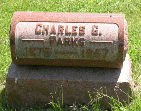 PARKS, CHARLES G. - Linn County, Iowa | CHARLES G. PARKS