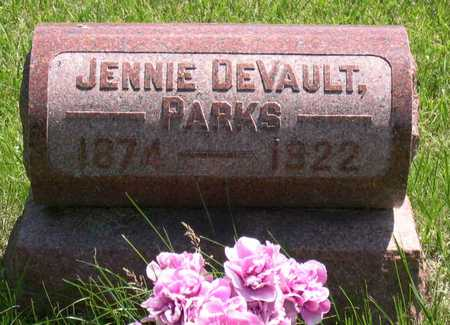 PARKS, JENNIE - Linn County, Iowa | JENNIE PARKS