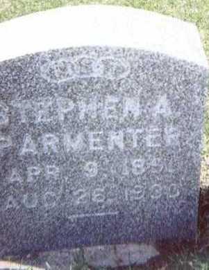 PARMENTER, STEPHEN A, - Linn County, Iowa | STEPHEN A, PARMENTER