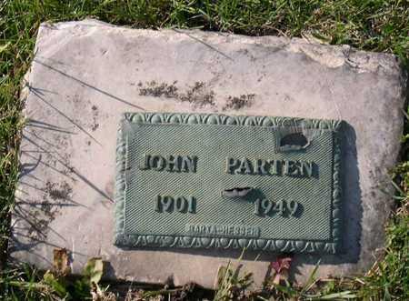 PARTEN, JOHN - Linn County, Iowa | JOHN PARTEN