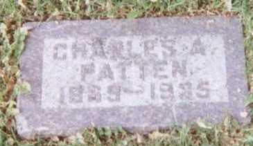 PATTEN, CHARLES A. - Linn County, Iowa | CHARLES A. PATTEN