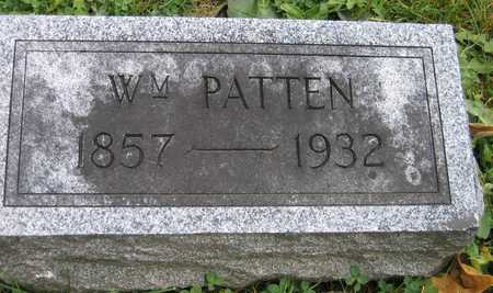 PATTEN, WM. - Linn County, Iowa | WM. PATTEN