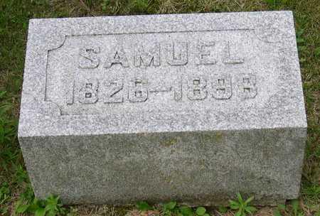 PATTON, SAMUEL - Linn County, Iowa | SAMUEL PATTON