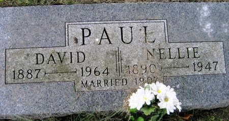 PAUL, DAVID - Linn County, Iowa | DAVID PAUL