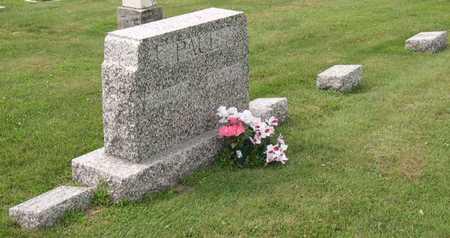 PAUL, FAMILY PLOT - Linn County, Iowa | FAMILY PLOT PAUL