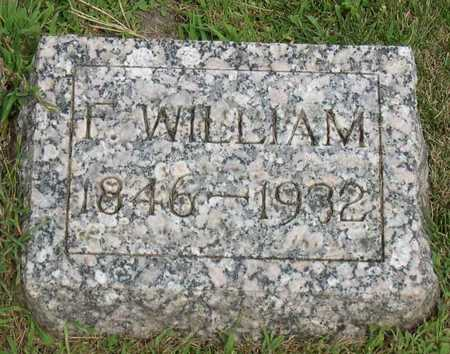 PAUL, F. WILLIAM - Linn County, Iowa | F. WILLIAM PAUL