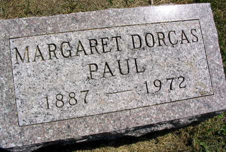 PAUL, MARGARET - Linn County, Iowa | MARGARET PAUL