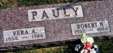 PAULY, VERA A. - Linn County, Iowa | VERA A. PAULY