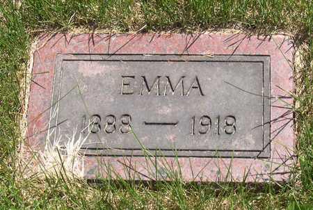 PAVEL, EMMA - Linn County, Iowa   EMMA PAVEL