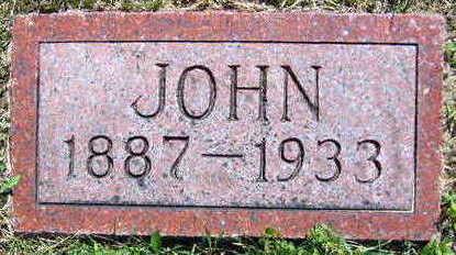 PAVLICEK, JOHN - Linn County, Iowa   JOHN PAVLICEK