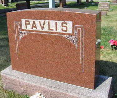 PAVLIS, FAMILY STONE - Linn County, Iowa | FAMILY STONE PAVLIS