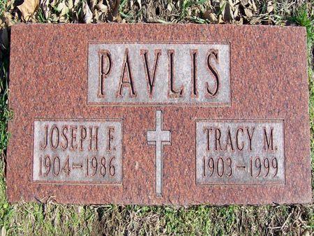 PAVLIS, TRACEY M. - Linn County, Iowa   TRACEY M. PAVLIS