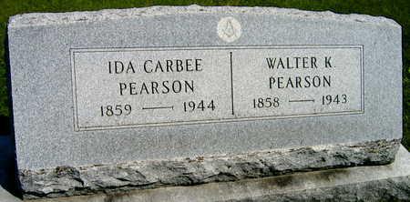 CARBEE PEARSON, IDA - Linn County, Iowa | IDA CARBEE PEARSON