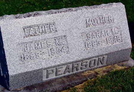 PEARSON, SARAH M. - Linn County, Iowa | SARAH M. PEARSON