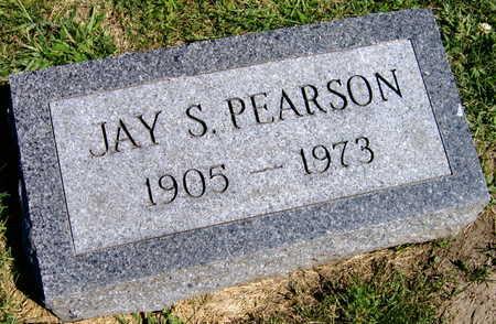 PEARSON, JAY S. - Linn County, Iowa | JAY S. PEARSON