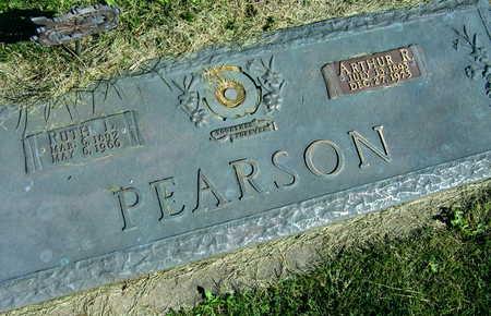 PEARSON, ARTHUR R. - Linn County, Iowa | ARTHUR R. PEARSON