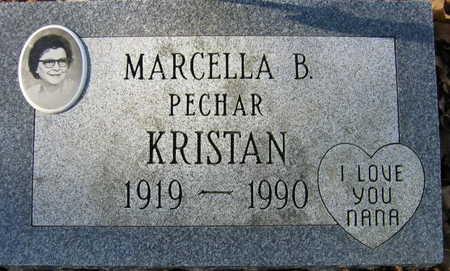 KRISTAN PECHAR, MARCELLA R. - Linn County, Iowa | MARCELLA R. KRISTAN PECHAR