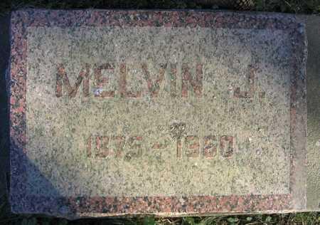 PEET, MELVIN J. - Linn County, Iowa   MELVIN J. PEET