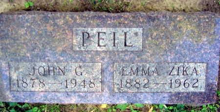 PEIL, JOHN C. - Linn County, Iowa | JOHN C. PEIL