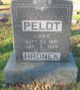 PELOT, LIBBIE - Linn County, Iowa | LIBBIE PELOT