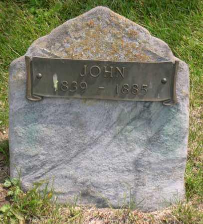 PENLY, JOHN - Linn County, Iowa   JOHN PENLY