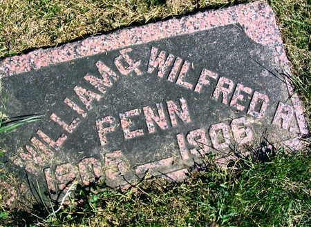 PENN, (INITIAL) WILLIAM - Linn County, Iowa | (INITIAL) WILLIAM PENN