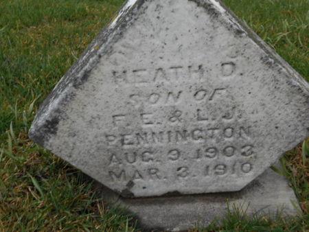 PENNINGTON, HEATH D. - Linn County, Iowa | HEATH D. PENNINGTON