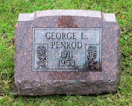 PENROD, GEORGE L. - Linn County, Iowa   GEORGE L. PENROD