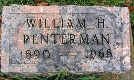 PENTERMAN, WILLIAM H. - Linn County, Iowa | WILLIAM H. PENTERMAN