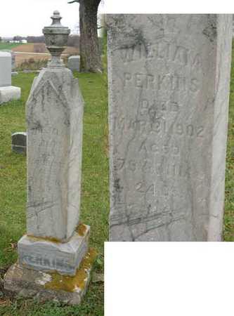 PERKINS, WILLIAM - Linn County, Iowa | WILLIAM PERKINS