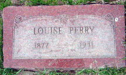PERRY, LOUISE - Linn County, Iowa | LOUISE PERRY