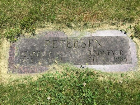 PETERSEN, RODNEY P - Linn County, Iowa | RODNEY P PETERSEN